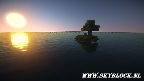 Skyblock from server075