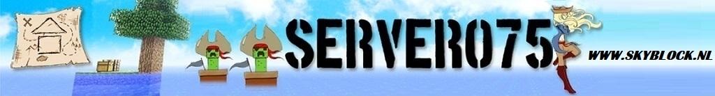SkyBlock Island PVP the best Minecraft Servers on Server075