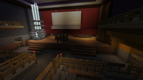 Kino der toten call of duty pvp Minecraft server Island PVP and SkyBlock